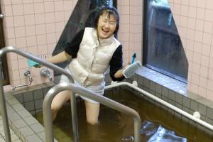 風呂掃除担当のさっちゃん