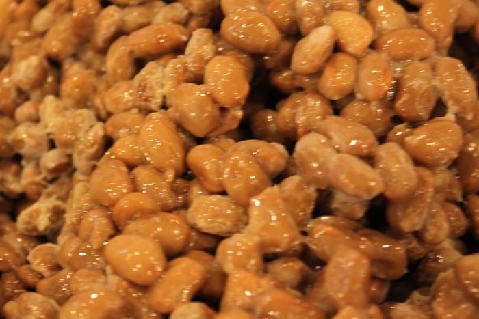 納豆は下痢にも便秘にも良いそうです。
