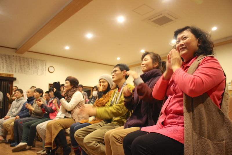 アジア各地から集った多彩な受講生たち